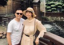 Vợ chồng Hà Kiều Anh cùng vợ chồng Lệ Quyên đi du lịch Hong Kong