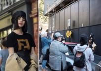 Hoa hậu 'Hội con nhà giàu Việt' Jolie Nguyễn diện đồ 300 triệu cá tính tại Tuần lễ thời trang London
