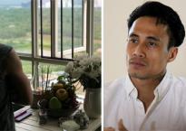 Khi đồng nghiệp nô nức đi cúng Tổ nghề, Phạm Anh Khoa làm lễ đơn giản tại nhà