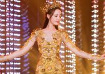 Địch Lệ Nhiệt Ba khoe nhan sắc nữ thần khiến vạn người say mê