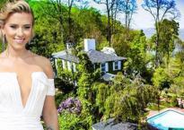 Ngắm biệt thự 93 tỷ đồng đẹp lung linh của Scarlett Johansson