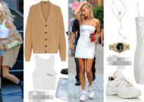 Hôn thê của Justin Bieber - Hailey Baldwin sành điệu cỡ nào?