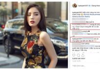 Giờ mới biết Kỳ Duyên cực tỉnh táo khi đối phó với shop online bình luận quảng cáo gây hiểu lầm
