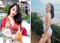 Nhan sắc xinh đẹp, thân hình bốc lửa của 'mẹ đơn thân' hot nhất VTV - Bạch Lan Phương