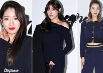 Loạt ngôi sao Hàn đi sự kiện, Park Shin Hye 'nổi như cồn' nhờ nhan sắc đẹp lung linh
