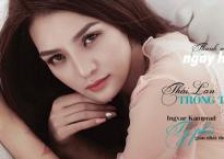 Vi Nhạn Ngọc - Nữ hoàng trang bìa tạp chí