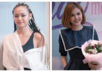 Mai Ngô 'lạ hoắc' với tóc tết bím, Vân Trang giản dị vẫn nổi bật với tóc nâu cam
