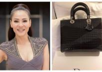 Thu Minh khoe được chồng tặng túi xách phiên bản giới hạn, chỉ có 3 chiếc duy nhất trên thế giới