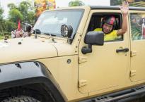 Đào Xuân Thịnh - Vận động viên bất ngờ của Giải trình diễn xe địa hình Yên Bái - Trải nghiệm hành trình di sản