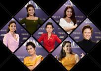 Những nhan sắc ấn tượng của 'Gương mặt truyền hình 2018'