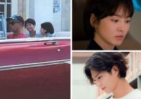 Nhìn cảnh Song Hye Kyo tình tứ bên trai trẻ Park Bo Gum, Song Joong Ki chắc chắn sẽ nổi cơn ghen