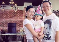 Phạm Quỳnh Anh - Quang Huy đã từng hạnh phúc trong căn hộ sang trọng thế này