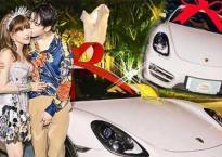 Mỹ nam 'Full House' Thái Lan mua siêu xe gần 5 tỷ tặng mẹ nhân dịp sinh nhật