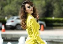 Hoa hậu Ngọc Diễm gợi ý style sang chảnh xuống phố cuối tuần