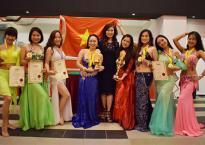 Đoàn Belly Dancer Việt Nam thắng lớn tại giải đấu chuyên nghiệp quốc tế