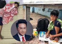 Chia sẻ câu chuyện 'Cậu bé ngủ cạnh sân vận động', nam MC khiến cộng đồng lay động