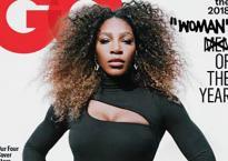 Serena Willians xuất hiện trên trang bìa 'người phụ nữ của năm' gây bức xúc