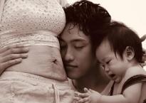Vũ công Đình Lộc rớt nước mắt khi nhìn bụng vợ nhăn nheo vì sinh con: 'Đẹp nha, ai nói không đẹp, anh đập vỡ mặt ra'
