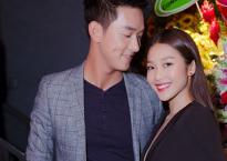 Khả Ngân được Song Luân ân cần chăm sóc hết mức như cặp đôi mới của Vbiz