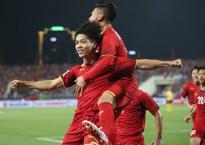Công Phượng đăng status ngay sau khi ghi bàn giúp đội tuyển Việt Nam chiến thắng