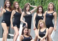 Dàn 'Ring Girl' Hàn Quốc nóng bỏng tại sự kiện ONE Championship