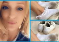 Cô gái kiếm hơn trăm triệu 1 năm nhờ bán tất bẩn, bốc mùi của chính mình