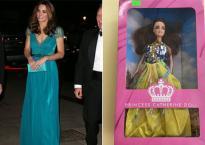 Hoàng gia Anh nhốn nháo vì xuất hiện búp bê Kate Middleton giả gây ung thư