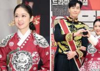 Jang Nara đẹp bất chấp tuổi tác trong trang phục hanbok khi sánh đôi ác nhân 'Vì sao đưa anh tới'