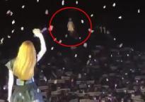 'Rợn tóc gáy' với bóng ma lởn vởn trong concert của Taeyeon (SNSD) tại Hong Kong