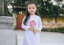 Hoa hậu nhỏ tuổi nhất Việt Nam gây sốt với vẻ đẹp vô cùng đáng yêu