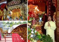 """Nam Hoài Linh, Bắc Vượng râu: """"Thiên Trường Vọng Phủ"""" rộng hơn 1000m2, rợn người khi bước vào trong"""