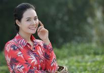 Quán quân Sao Mai Lương Nguyệt Anh hoá thôn nữ hái chè xinh đẹp