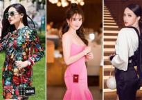 Những mỹ nhân Việt 'chịu chơi' khi sắm túi xách mini đắt tiền chỉ đựng được vài thỏi son