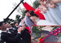 Choáng váng với độ xa hoa của đám cưới 'con nhà giàu' ở Trung Quốc