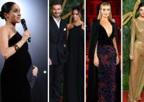 Công nương Meghan Markle vác bụng bầu lớn tới tham dự lễ trao giải British Fashion Awards cùng dàn sao nổi tiếng