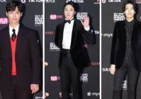 Park Bo Gum cùng dàn mỹ nam Hàn khuynh đảo thảm đỏ MAMA 2018 tại Nhật Bản