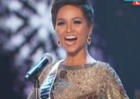 H'Hen Niê tự hào hô vang Việt Nam tại Miss Universe 2018