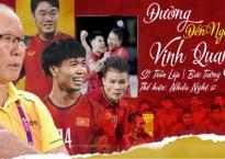 Món quà đặc biệt nghệ sĩ Việt gửi đến đội tuyển Việt Nam trước trận chung kết lượt về AFF Cup 2018