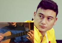 Đặng Văn Lâm chơi đàn, khoe giọng hát ngọt lịm khiến fan ngây ngất