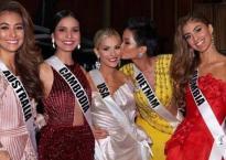 Hoa hậu Mỹ chính thức nói lời xin lỗi sau khi chê H'Hen Niê kém tiếng Anh