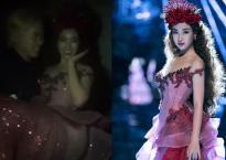 Trước khi tỏa sáng trên sâu khấu, Hoa hậu Đỗ Mỹ Linh đã 'lầy lội' thế này