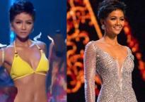 Những khoảnh khắc ấn tượng làm nên kỳ tích của H'Hen Niê ở chung kết Hoa hậu Hoàn vũ 2018