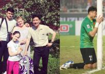 Bố của Văn Lâm chia sẻ lý do con trai ôm cột khung thành khóc như một đứa trẻ khi Việt Nam vô địch AFF Cup 2018