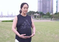 Thanh Thuý chia sẻ bí kíp giúp mẹ bầu khoẻ mạnh trong suốt thai kỳ