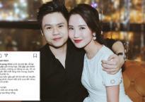 Giữa nghi án chia tay Phan Thành, Primmy Trương lại chia sẻ ẩn ý: 'Duyên tận sẽ tự phân li'