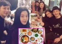 Những món 'sơn hào hải vị' được sao Hoa ngữ ưu ái ăn nhiệt tình trong dịp Tết
