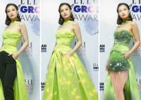 Có tâm như fan Đông Nhi: Dùng photoshop để giúp hình ảnh của idol thoát khỏi top mặc xấu