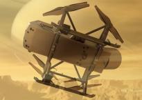 NASA gửi một máy bay không người lái tới mặt trăng tuyệt vời của Sao Thổ - Titan