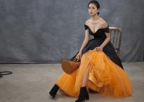 Hoa hậu Tiểu Vy lạ lẫm với thần thái lạnh lùng trong hình ảnh trưởng thành