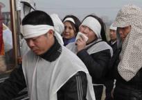 Tai nạn 8 người chết: Khăn tang phủ trắng một vùng